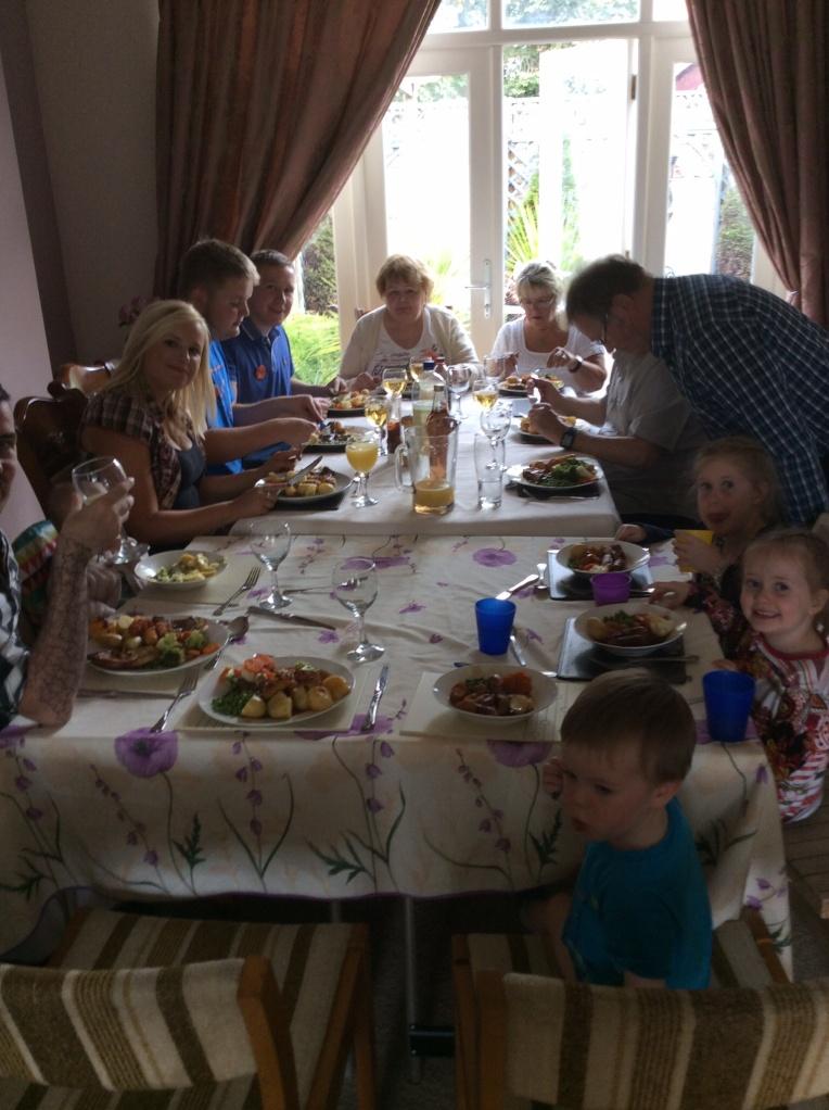 table full