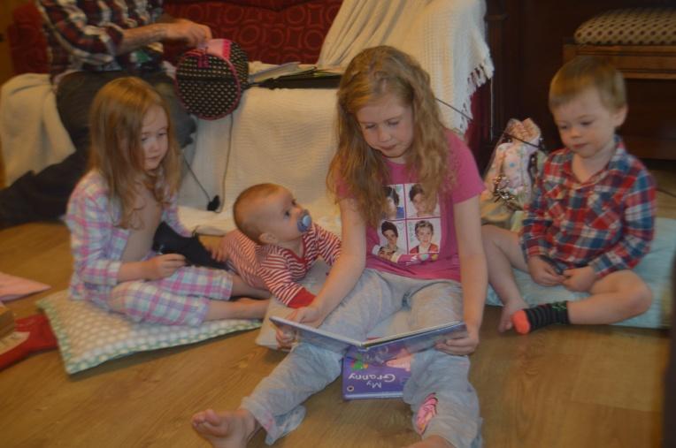 dontcallmestepmummy, children reading