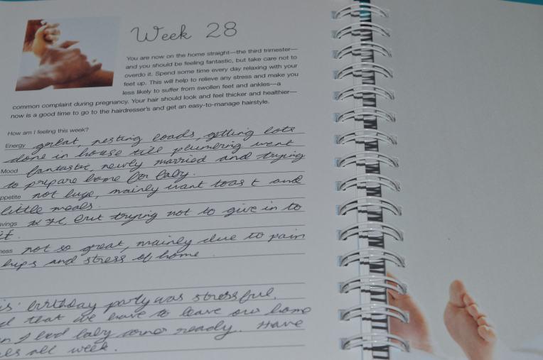 dontcallmestepmummy, the baby diaries, 28 weeks pregnant
