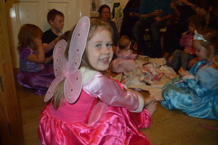 fairy wings, princess party, fifth birthday, dontcallmestepmummy