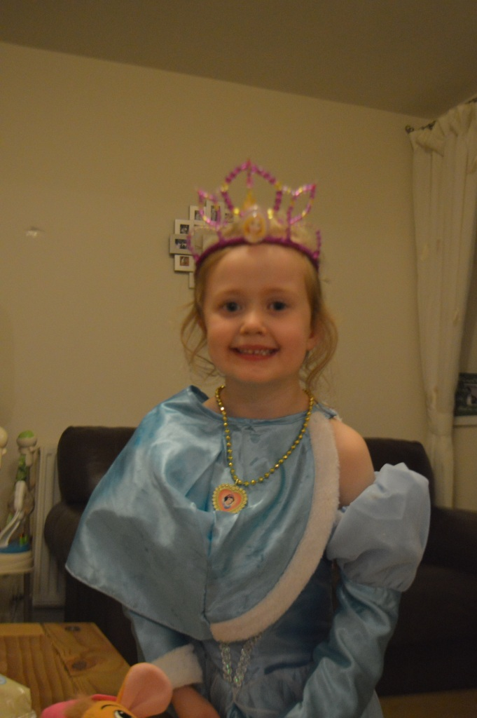 princess party, fifth birthday, Cinderella
