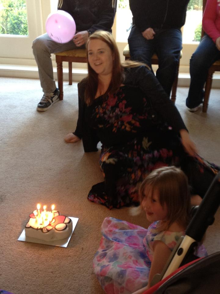 sixth birthday, dontcallmestepmummy, the eldest