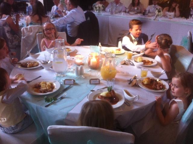 children at weddings, dontcallmestepmummy