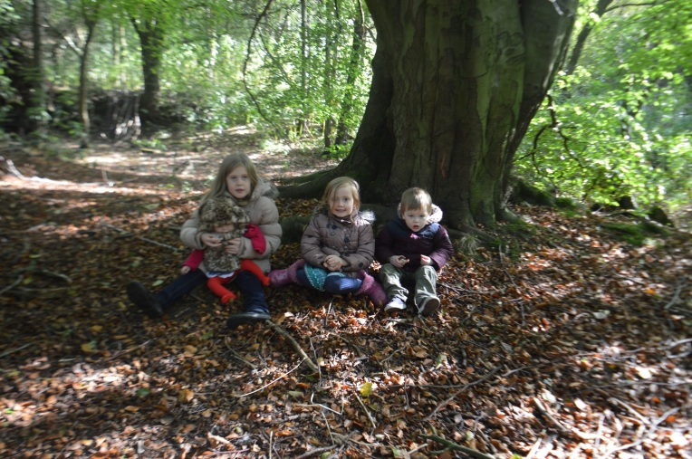 siblings in October, dontcallmestepmummy, blended family, step mum, woodlands