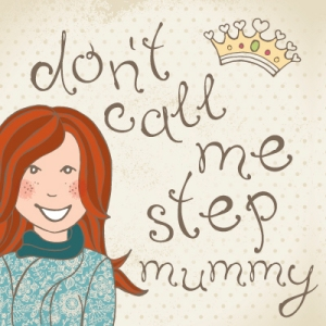 ellie illustrates, dontcallmestepmummy, gravatar design, blended family, step mum