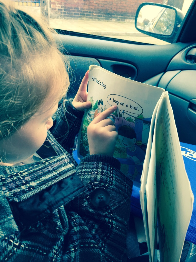 dontcallmestepmummy, learning to read, step mum, blended family, just the 2 of us, justus2