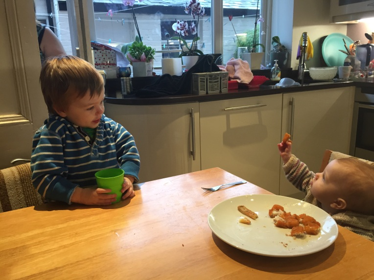 11 months old, baby milestone, dontcallmestepmummy, blended family, step mum, baby weaning