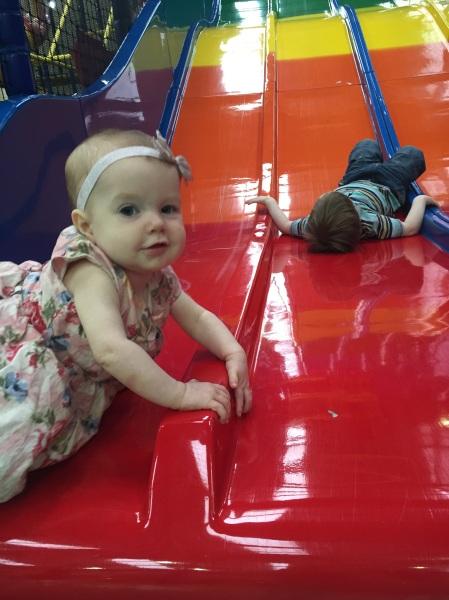 11 months old, baby milestones, dontcallmestepmummy, blended family, step mum, soft play