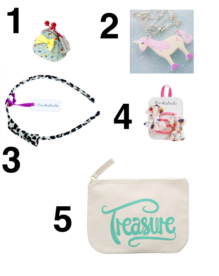little + fierce wishlist, childrens accessories, dontcallmestepmummy, blended family