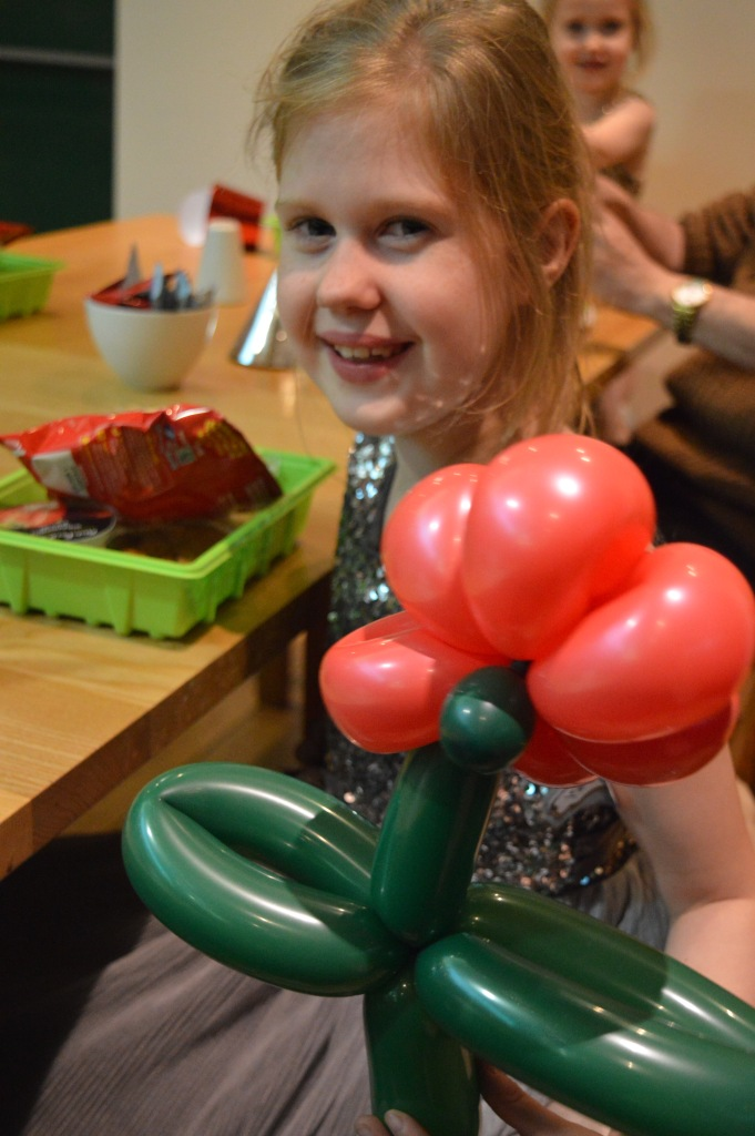 balloon flowers, beautiful girl, Christmas, Barton Grange, dontcallmestepmummy, blended family