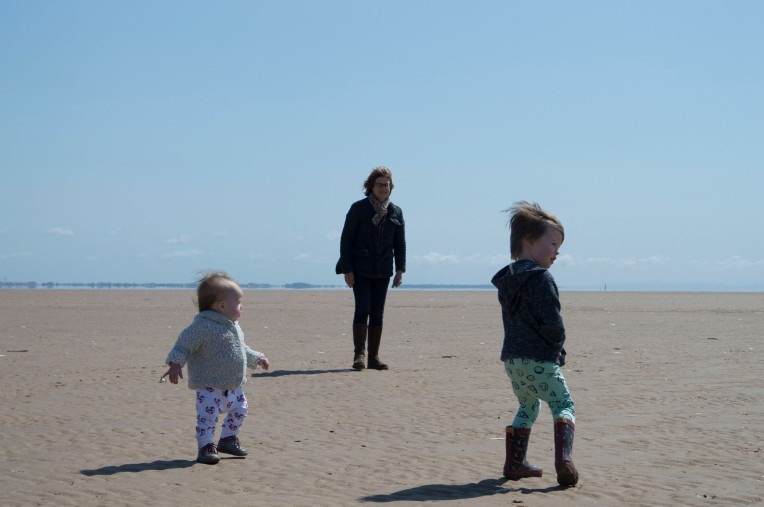 living arrows, shutterflies, don't call me step mummy, blended family, at the beach, with Nanny, toddlers, toddler life, mummy blogger, lifestyle blogger