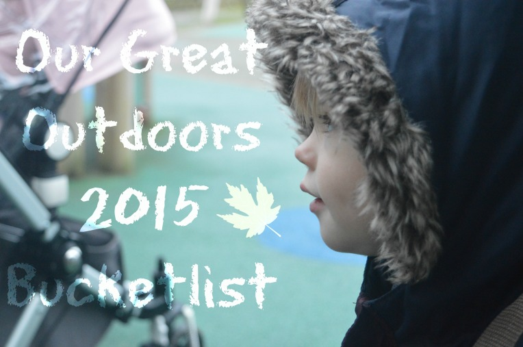 great outdoors bucketlist, dontcallmestepmummy, mummy blog, blended family, beating post natal depression,