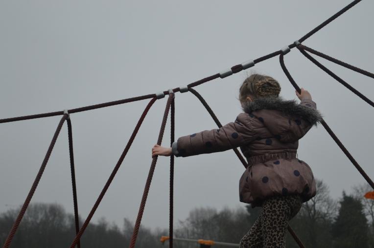 living arrows, hair braid, hunger games, play park