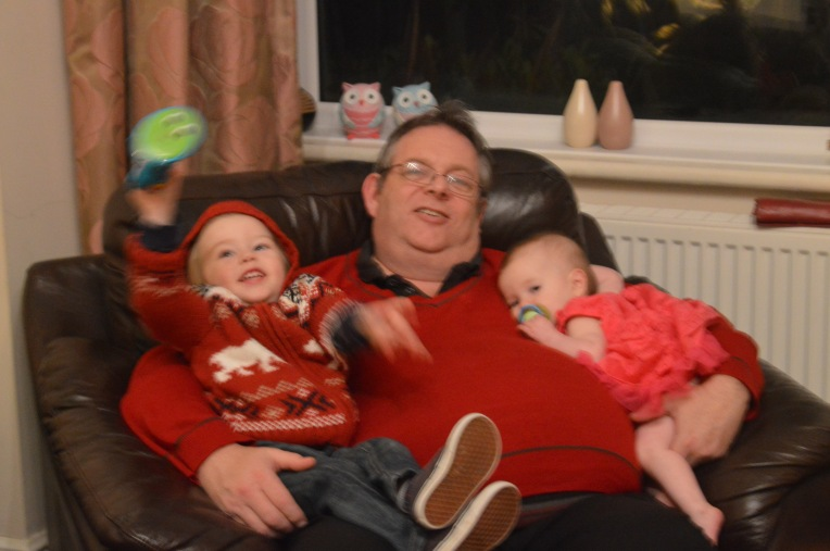the ordinary moments, being with family, Grandad, Christmas, dontcallmestepmummy, blended family, mummy blog