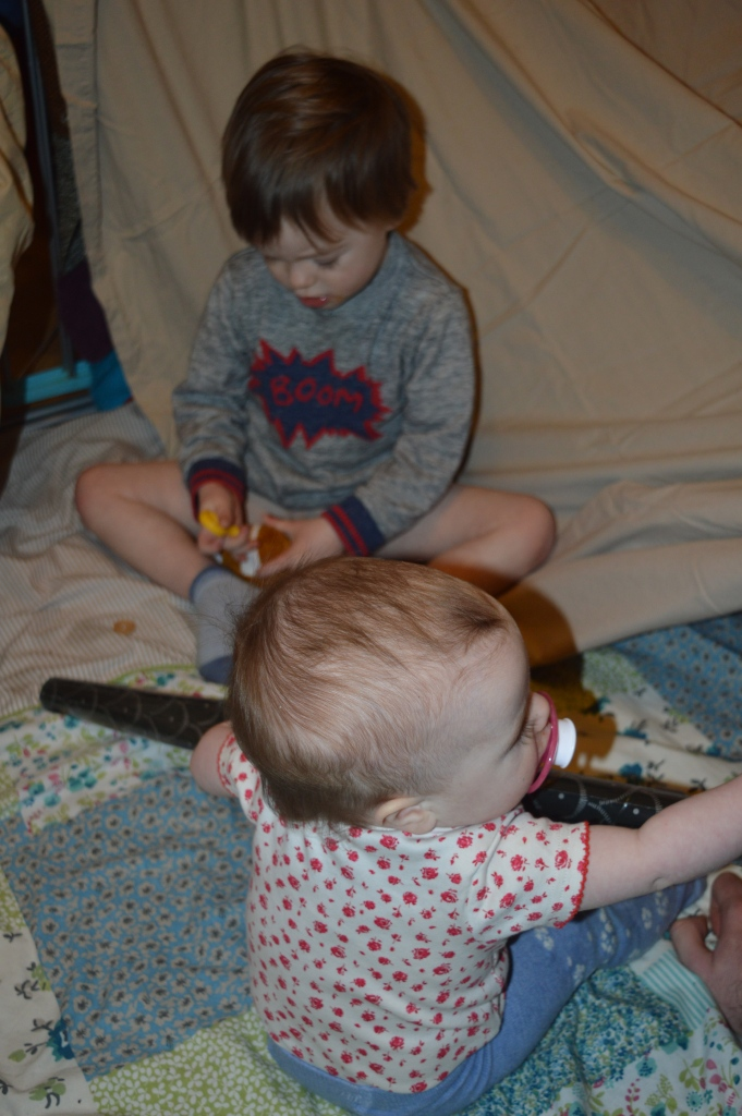 the ordinary moments, dontcallmestepmummy, mummy blog, blended family, building dens, playtime, babies
