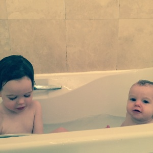 bath time, dontcallmestepmummy, new routine, blended family, postnatal depression, mummy blog