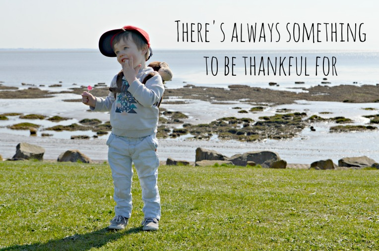 there's always something to be thankful for, feeling thankful, learning patience, being thankful, grateful, dontcallmestepmummy, blended family, step mummy, mummy blog