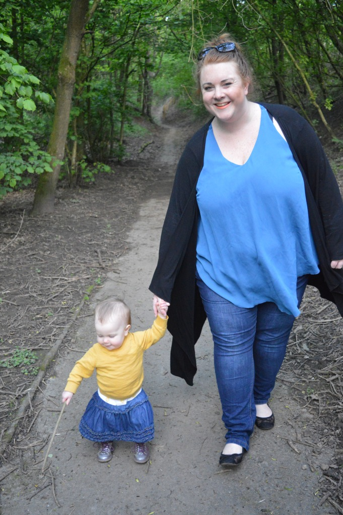 dontcallmestepmummy, little loves, Don't Call Me Step Mummy, Mummy blogger, childrens' fashion, woodland walk, Little Loves
