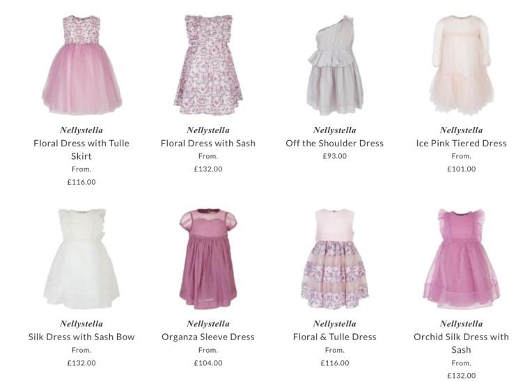 alexandalexa.com, dresses, fashion for children