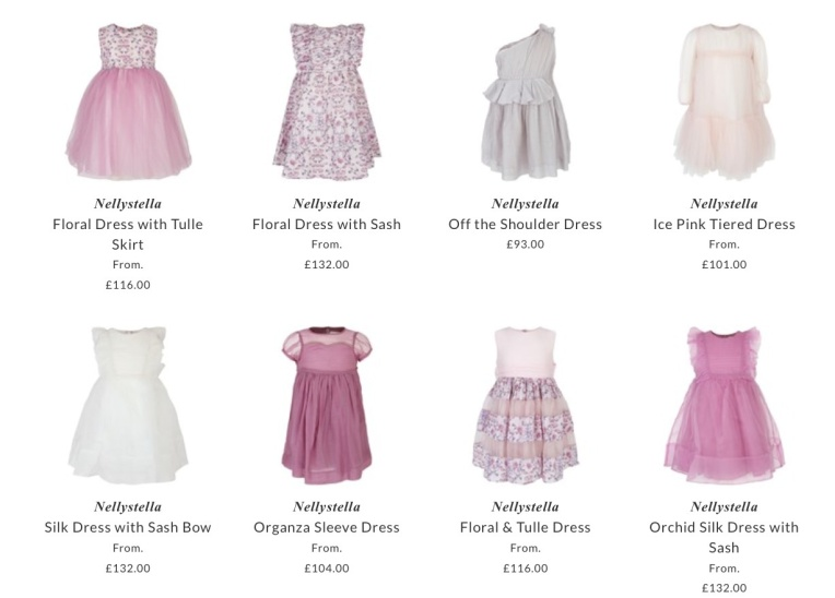 alexandalexa.com, dresses, fashion for children
