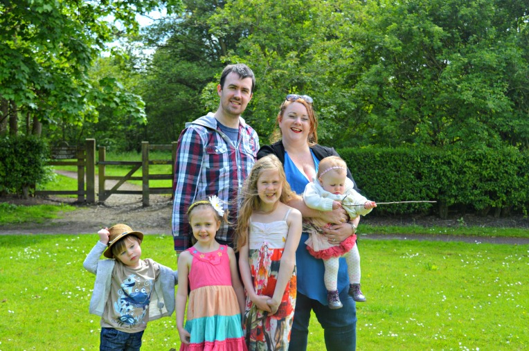 Me and Mine May, Family photo project, Family portrait, Don't Call Me Step Mummy, parent blogger, vlogger, blended family, summertime