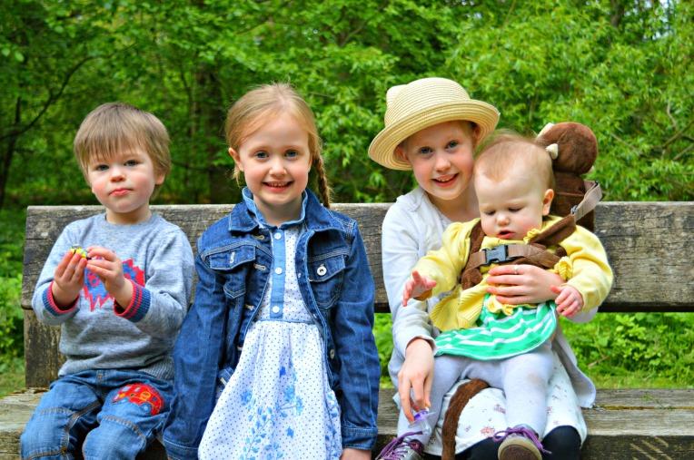 siblings, may, dontcallmestepmummy, blended family, mummy blog, family portraits, woodland walks