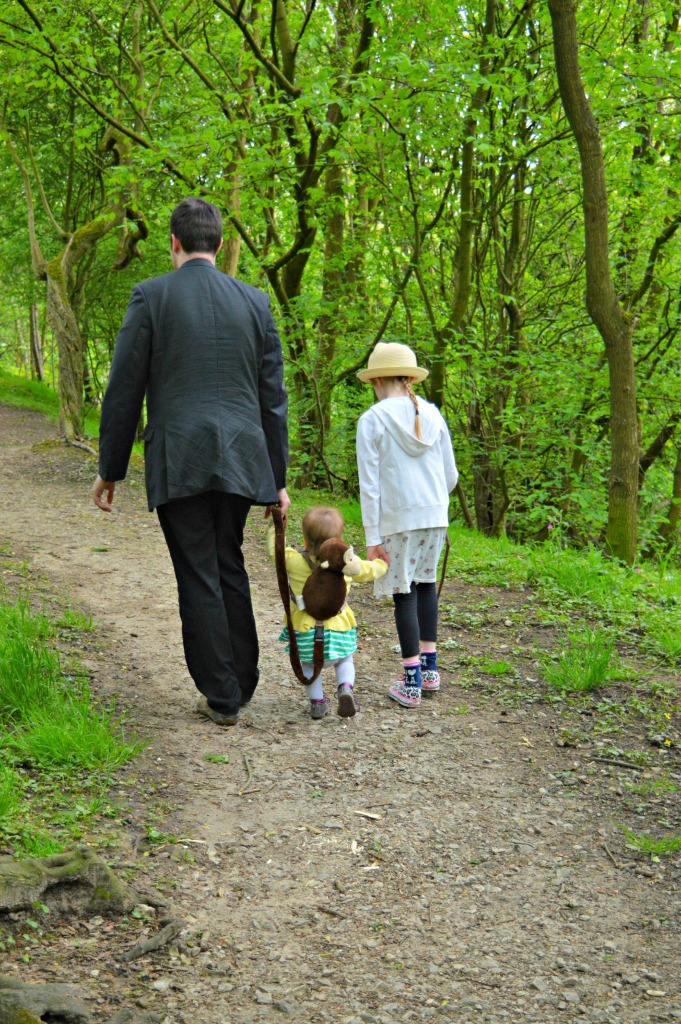favourite family walks, dontcallmestepmummy, blended family, mummy blog, the ordinary moments, woodland walks, siblings, holding hands