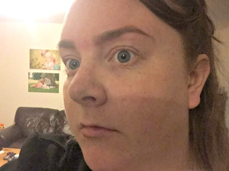 HD Brows, Peach Beautique, Don't Call Me Step Mummy, mummy blog
